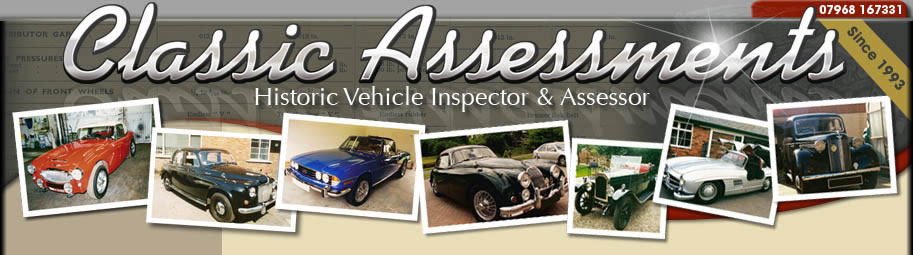 classic car valuation